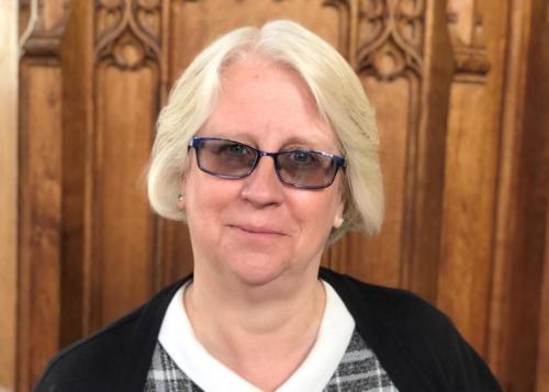 Revd Jane Wade