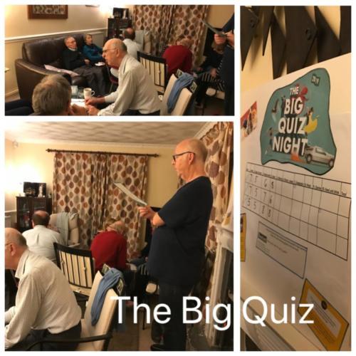 The BIG Quiz 2019